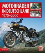 Cover-Bild zu Motorräder in Deutschland von Gaier, Achim
