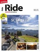 Cover-Bild zu RIDE - Motorrad unterwegs, No. 5