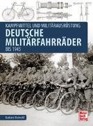 Cover-Bild zu Deutsche Militärfahrräder bis 1945 von Maiwald, Barbara