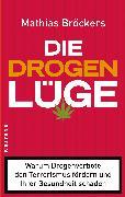 Cover-Bild zu Die Drogenlüge (eBook) von Bröckers, Mathias