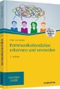 Cover-Bild zu Kommunikationsfallen erkennen und vermeiden von von Kanitz, Anja