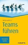 Cover-Bild zu Teams führen (eBook) von Krüger, Wolfgang
