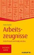 Cover-Bild zu Arbeitszeugnisse (eBook) von Backer, Anne