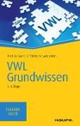 Cover-Bild zu VWL Grundwissen (eBook) von Weitz, Bernd O.