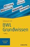 Cover-Bild zu BWL Grundwissen (eBook) von Mentzel, Wolfgang