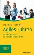 Cover-Bild zu Agiles Führen (eBook) von Preußig, Jörg