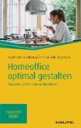Cover-Bild zu Homeoffice optimal gestalten (eBook) von Britz-Averkamp, Ingrid
