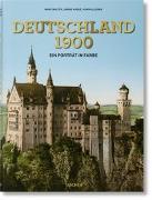 Cover-Bild zu Lelonek, Karin: Germany 1900. A Portrait in Colour