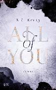 Cover-Bild zu All of You von Kreig, K.L.