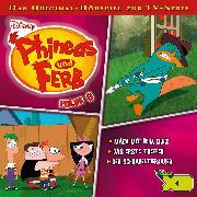 Cover-Bild zu Disney - Phineas und Ferb - Folge 9 (Audio Download) von Bingenheimer, Gabriele