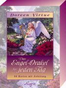 Cover-Bild zu Das Engel-Orakel für jeden Tag von Virtue, Doreen