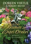 Cover-Bild zu Das Blumen der Engel Orakel von Virtue, Doreen
