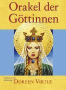 Cover-Bild zu Orakel der Göttinnen von Virtue, Doreen
