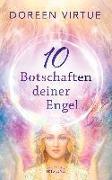 Cover-Bild zu 10 Botschaften deiner Engel von Virtue, Doreen