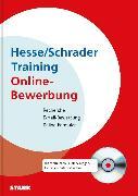 Cover-Bild zu Hesse/Schrader: Training Online-Bewerbung von Hesse Christian Schrader