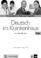 Cover-Bild zu Deutsch im Krankenhaus Neu - Lehrerhandreichungen von Firnhaber-Sensen, Ulrike