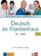 Cover-Bild zu Deutsch im Krankenhaus Neu - Lehr- und Arbeitsbuch von Firnhaber-Sensen, Ulrike
