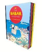 Cover-Bild zu The Babar Collection: Four Classic Stories von De Brunhoff, Jean