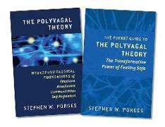 Cover-Bild zu Porges, Stephen W. (University of North Carolina): The Polyvagal Theory and The Pocket Guide to the Polyvagal Theory, Two-Book Set