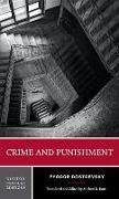 Cover-Bild zu Dostoevsky, Fyodor: Crime and Punishment