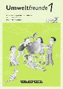 Cover-Bild zu Umweltfreunde 1. Schuljahr. Ausgabe 2016. Handreichungen für den Unterricht. BE,BB von Koch, Inge