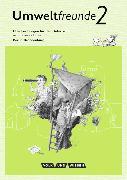 Cover-Bild zu Umweltfreunde 2. Schuljahr. Ausgabe 2016. Handreichungen für den Unterricht. BE,BB von Koch, Inge