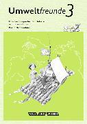 Cover-Bild zu Umweltfreunde 3. Schuljahr. Ausgabe 2016. Handreichungen für den Unterricht. BE,BB