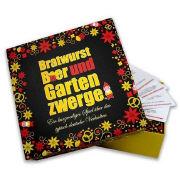 Cover-Bild zu Bratwurst Bier und Gartenzwerge