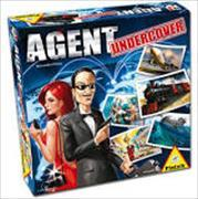 Cover-Bild zu Agent Undercover von Ushan, Alexander
