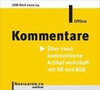 Cover-Bild zu Kommentare Offline von Orell Füssli Verlag Orell Füssli Sicherheitsdruck AG (Hrsg.)
