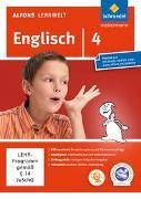 Cover-Bild zu Alfons Lernwelt / Alfons Lernwelt Lernsoftware Englisch - aktuelle Ausgabe von Flierl, Ute