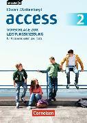 Cover-Bild zu English G Access 2. 6. Schuljahr. Allgemeine Ausgabe. Vorschläge zur Leistungsmessung. CD-Extra. BW. EL von Rademacher, Jörg (Hrsg.)