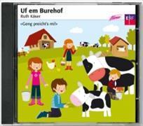 Cover-Bild zu Uf em Burehof von Käser, Ruth