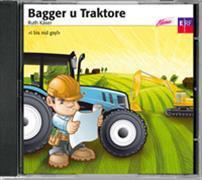 Cover-Bild zu Bagger und Traktore von Käser, Ruth