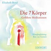 Cover-Bild zu Die 7 Körper von Bond, Elisabeth