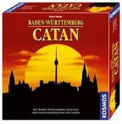 Cover-Bild zu Baden-Württemberg Catan von Teuber, Klaus