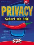 Cover-Bild zu Privacy - Scharf wie Chili von Staupe, Reinhard