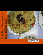 Cover-Bild zu Tajik Food Experience - Ischtihoi tom von Walker, Martin (Fotogr.)
