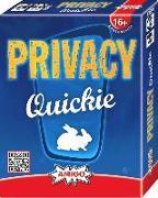 Cover-Bild zu Privacy Quickie
