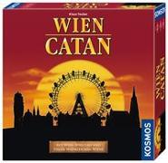 Cover-Bild zu Wien Catan von Teuber, Klaus