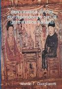 Cover-Bild zu Grammatica Cinese - Corrispondenze Con La Grammatica Italiana von Quagliarotti, Manlio F.