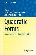 Cover-Bild zu Quadratic Forms (eBook) von Barot, Michael