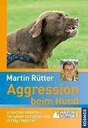 Cover-Bild zu Aggression beim Hund von Rütter, Martin
