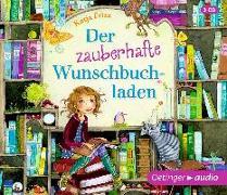 Cover-Bild zu Der zauberhafte Wunschbuchladen 1. (3 CD) von Frixe, Katja
