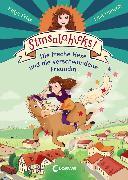 Cover-Bild zu Simsalahicks! 2 - Die freche Hexe und die verschwundene Freundin (eBook) von Frixe, Katja