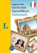 Cover-Bild zu Langenscheidt Sprachkurs Bild für Bild Italienisch
