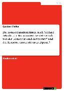 """Cover-Bild zu Die Konkordanzdemokratie nach Gerhard Lehmbruch. Worin unterscheidet sie sich von der """"consociational democracy"""" und der Konsensdemokratie nach Lijphart? (eBook) von Müller, Carsten"""