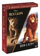 Cover-Bild zu Le Roi Lion (2 Movie Coll.) Anim + LA von Favreau, Jon (Reg.)
