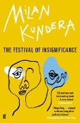 Cover-Bild zu The Festival of Insignificance (eBook) von Kundera, Milan