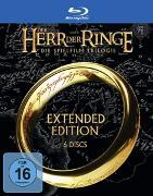 Cover-Bild zu DER HERR DER RINGE: EXTENDED EDITION TRILOGIE - von Sean Astin (Schausp.)